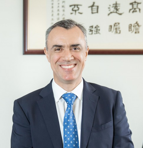 José C. Alves, Professor