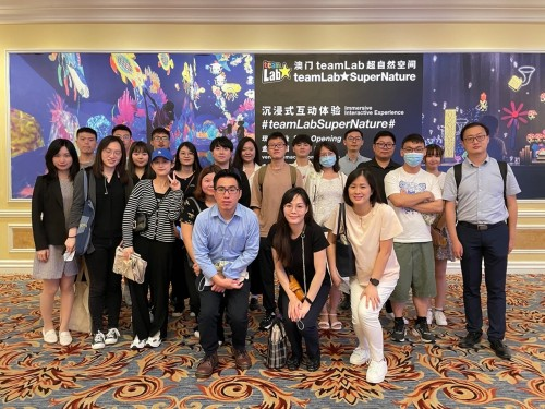 The Sustainability Tour in Sands China