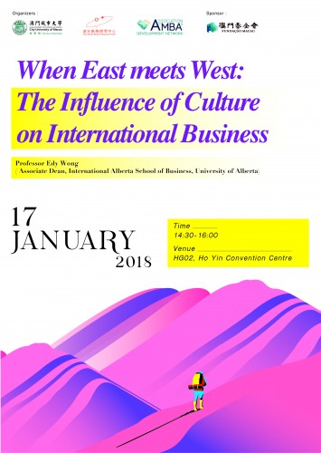 When East meets West: the Influence of Culture on International Business